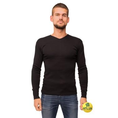 Футболка мужская длинный рукав 21-1309