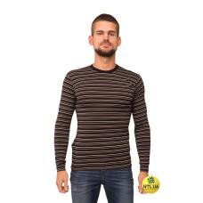 Футболка мужская длинный рукав 42-1327