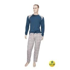 Пижама мужская с карманами 94-1613