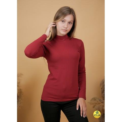 Гольф женский длинный рукав 41-2402