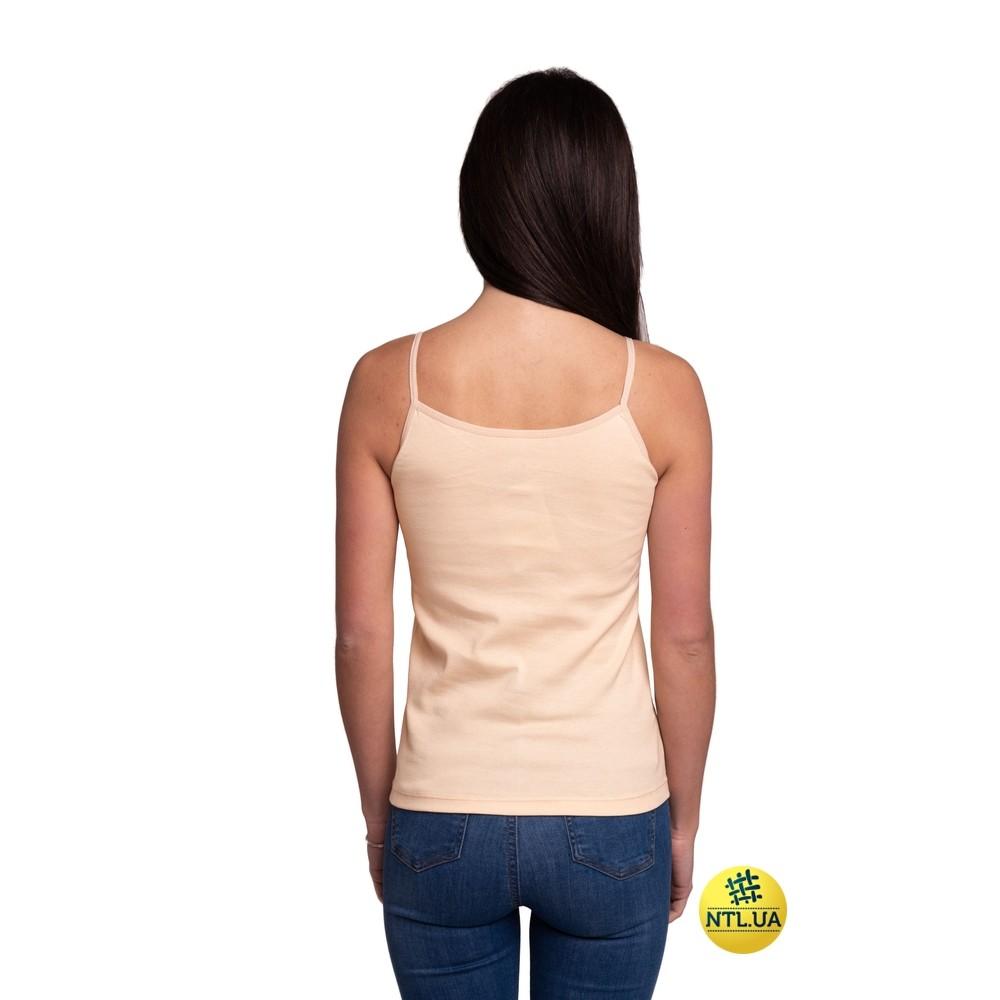 22e3785e9a9e0 Майка женская узкая бретелька 21-2101 купить недорого в магазине ...