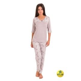 Пижама женская 81-2613..