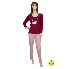 Пижама женская 94-2601..