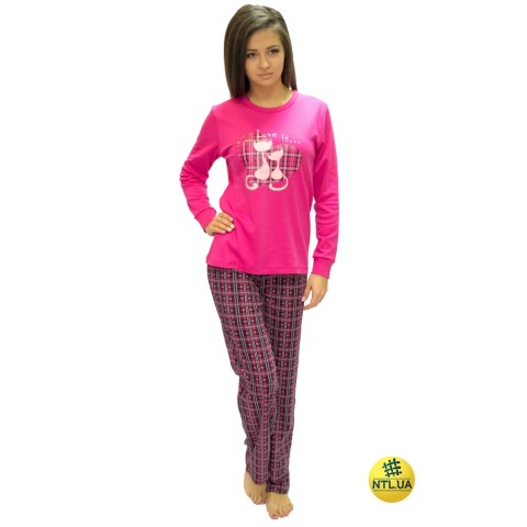 Пижама женская 94-2610