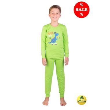 Пижама детская 99-3602 (хлопок с начесом)
