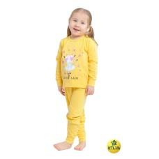 Пижама детская 99-4602 (хлопок с начесом)